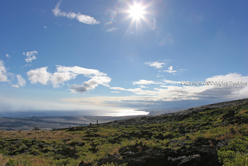 Pali, Kilauea Volcano, HVNP, Island of Hawaii