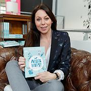 NLD/Amsterdam/20181018 - Kristel Verbeke (K3) met haar boek Alles Kids!,