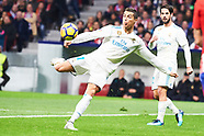 111817 Atletico de Madrid v Real Madrid, La Liga football match