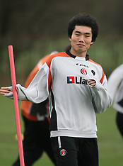 070111 Charlton training