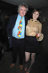 GRAY JOLLIFFE and his daughter KIRA JOLLIFFE  at the launch party of the Cheap Date Guide to Style by Kira Jolliffe and Bay Garnett held at Kabaret's Prophecy,  16-18 Beak Street, London on 15th February 2007.<br /><br />NON EXCLUSIVE - WORLD RIGHTS