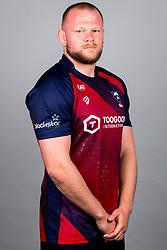 Joe Joyce of Bristol Bears - Mandatory by-line: Robbie Stephenson/JMP - 01/08/2019 - RUGBY - Clifton Rugby Club - Bristol, England - Bristol Bears Headshots 2019/20