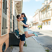 Engagement Album 1216 Studio New Orleans Photography