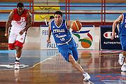DESCRIZIONE : Porto San Giorgio Raduno Collegiale Nazionale Maschile Amichevole Italia Premier Basketball League<br /> GIOCATORE : Pietro Aradori<br /> SQUADRA : Nazionale Italia Uomini<br /> EVENTO : Raduno Collegiale Nazionale Maschile Amichevole Italia Premier Basketball League<br /> GARA : Italia Premier Basketball League<br /> DATA : 11/06/2009 <br /> CATEGORIA : penetrazione<br /> SPORT : Pallacanestro <br /> AUTORE : Agenzia Ciamillo-Castoria/C.De Massis