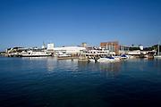 Hafen, Friedrichshafen, Bodensee, Baden-Württemberg, Deutschland
