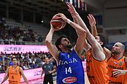 Riccardo Cervi<br /> Nazionale Italiana Maschile Senior - Trentino Basket Cup 2017<br /> Italia - Paesi Bassi / Italy - Netherlands<br /> FIP 2017<br /> Trento, 30/07/2017<br /> Foto Agenzia Ciamillo-Castoria