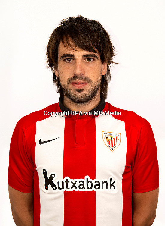 Spain - Liga BBVA 2015-2016 / <br /> ( Athletic Club Bilbao ) -<br /> Benat Etxebarria Urkiaga