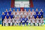 23-07-2015 VOETBAL: FOTOPERSDAG WILLEM II: TILBURG<br /> Teamfoto Willem II seizoen 2015-2016<br /> (Achterste rij): Henri van Amelsfort, Gijs van der Bom, Funso Ojo, Jordens Peters, Dries Wuytens, Stijn Wuytens, Guus Joppen, Dico Koppers, Trainer Arno Arts, Ruud van der Rijt<br /> (midden): Mari de Laat, Raymond Vissers, Trainer Edward Linssen, Richairo Zivkovic, Robert Braber, Wiljan Pluim, Erik Falkenburg,  Freek Heerkens, Assistenttrainer/Coach Adrie Bogers en Trainer/Coach Jurgen STREPPEL<br /> (onderste): Frankie de Jong, Justin Mathieu, Lesley de Sa, Jordy Vleugels, Kostas Lamprou, David Meul, Ruben Ligeon, Robbie Haemhouts, Bruno Andrade en Terell Ondaan van Willem II  <br /> Foto: Geert van Erven