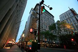 USA NEW YORK JUN10 - Wall Street in downtown Manhattan, New York...jre/Photo by Jiri Rezac..© Jiri Rezac 2010