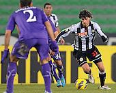 2012/12/19 Udinese vs Fiorentina 0-1 Coppa Italia