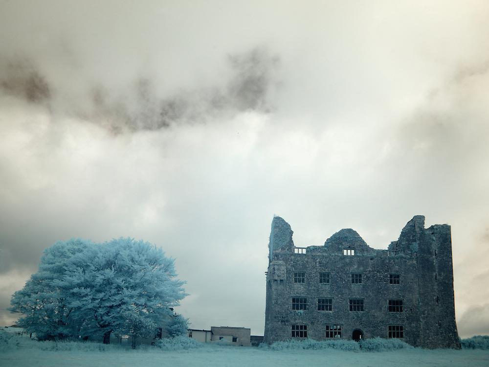 Ruin, Burren Ireland