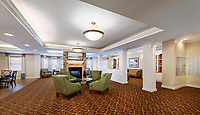Interior image of Brightview Senior Living Community in Westminster MD by Jeffrey Sauers of CPI Productions