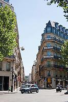 hotel waldorf madeleine, Paris France in May 2008