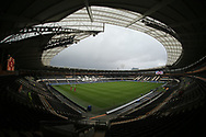 General stadium view ahead of England vs New Zealand during the Autumn International Series match at the KCOM Stadium, Hull<br /> Picture by Stephen Gaunt/Focus Images Ltd +447904 833202<br /> 27/10/2018