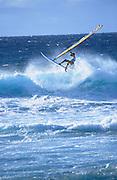 Windsurfing, Hookipa, Maui, Hawaii, USA<br />