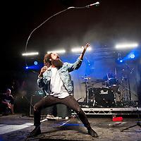 Letlive., Reading Festival 2014.