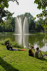 Vondelpark, Amsterdam Zuid, Noord Holland, Netherlands