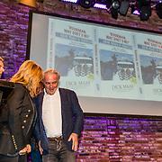 "NLD/Amsterdam/20170413 - boekpresentatie ""Buurman, wat doet u nu"", Dick Maas, Tatjana Simic"