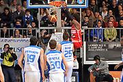 DESCRIZIONE : Cantù Lega A 2014-15  Acqua Vitasnella Cantù vs Openjobmetis Varese<br /> GIOCATORE : Lehto Antero<br /> CATEGORIA : Schiacciata<br /> SQUADRA : Openjobmetis Varese<br /> EVENTO : Campionato Lega A 2014-2015<br /> GARA : Acqua Vitasnella Cantù vs Openjobmetis Varese<br /> DATA : 26/01/2015<br /> SPORT : Pallacanestro <br /> AUTORE : Agenzia Ciamillo-Castoria/I.Mancini<br /> Galleria : Lega Basket A 2014-2015  <br /> Fotonotizia : Cantù Lega A 2014-2015 Pallacanestro : Acqua Vitasnella Cantù vs Openjobmetis Varese<br /> Predefinita :