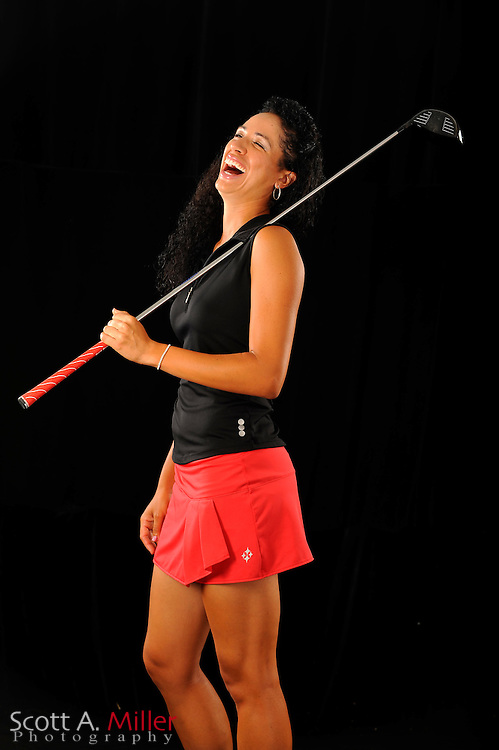 XXXXXXX during a portrait shoot prior to the Symetra Tour's Florida's Natural Charity Classic at the Lake Region Yacht and Country Club on March 21, 2012 in Winter Haven, Fla. ..©2012 Scott A. Miller.