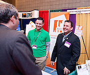NGLCCNY Booth at the 19th Annual GLBT Expo on March 17-18, 2012 at the Jacob Javits Center in New York.