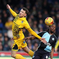 Wycombe Wanderers v Bristol Rovers