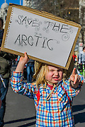 The People's Climate March saw thousands of people from all angles of climate protest (from Greenpeace and Friends of the Earth to much smaller anti fracking groups) march from Holborn to Westminster in London. The march was colourful and generally peaceful.