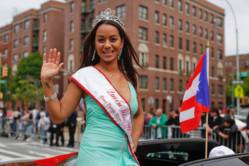 Bronx Puerto Rican Day Parade
