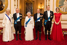 London The Queen At Private Audience 12 Dec 2016