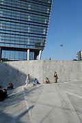 Milan, design week.
