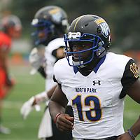 Football: Wheaton College (Illinois) Thunder vs. North Park University Vikings