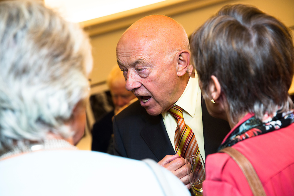 Drinks Reception with Duke of Kent
