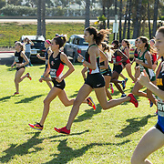 23 September 2016: The San Diego State cross country team plays host at the prestigious 72nd Annual Aztec Invitational on Fri., Sept. 23, welcoming nine men's and women's cross country teams to Mission Bay's Tecolote Shores North Park.