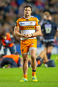 Nico Lee (#12) of the Toyota Cheetahs during the Guinness Pro 14 2018_19 match between Edinburgh Rugby and Toyota Cheetahs at BT Murrayfield Stadium, Edinburgh, Scotland on 5 October 2018.