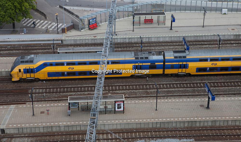 Amsterdam train station