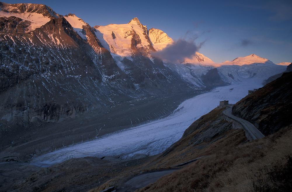 Mount Grossglockner, Kaernten, Austria