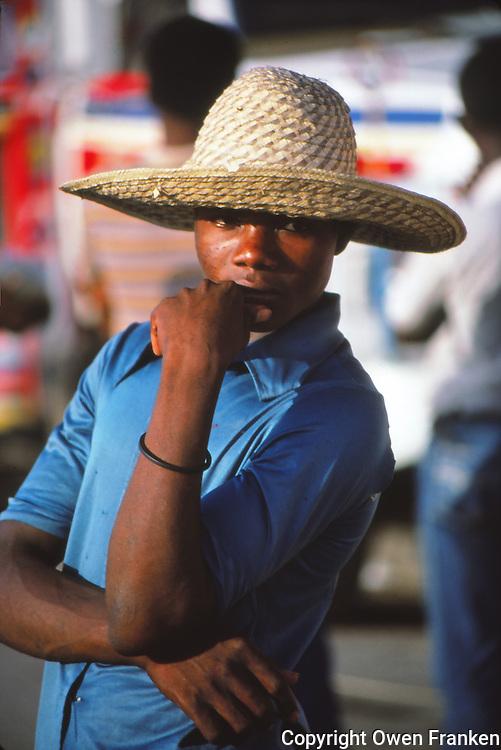 portrait, Haiti