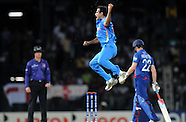 ICC World Twenty20 - England v India 23rd Sept 2012