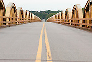 The longest pony truss bridge on Route 66. Missoula Photographer