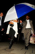 27.06.2007. LONDON<br /> <br /> **EXCLUSIVE PICTURES**<br /> <br /> MEL B AND BABY ANGEL IRIS ARRIVING BACK AT HER HOTEL IN MAYFAIR, LONDON, UK.<br /> <br /> BYLINE: EDBIMAGEARCHIVE.CO.UK<br /> <br /> *THIS IMAGE IS STRICTLY FOR UK NEWSPAPERS AND MAGAZINES ONLY*<br /> *FOR WORLD WIDE SALES AND WEB USE PLEASE CONTACT EDBIMAGEARCHIVE - 0208 954 5968*