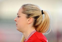 Poppy Pattinson of Bristol City looks on- Mandatory by-line: Nizaam Jones/JMP - 27/01/2019 - FOOTBALL - Stoke Gifford Stadium - Bristol, England - Bristol City Women v Yeovil Town Ladies- FA Women's Super League 1