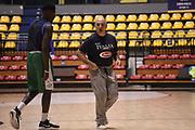 Emanuele Lele Molin<br /> Nazionale Italiana Maschile Senior - Allenamento<br /> FIP 2017<br /> Torino, 20/11/2017<br /> Foto M.Ceretti / Ciamillo-Castoria