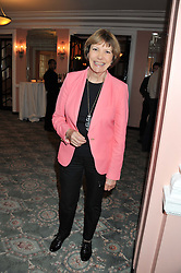 JOAN BAKEWELL at the 20th anniversary reception for The Oldie Magazine held at Simpsons in The Strand, London on 19th July 2012.