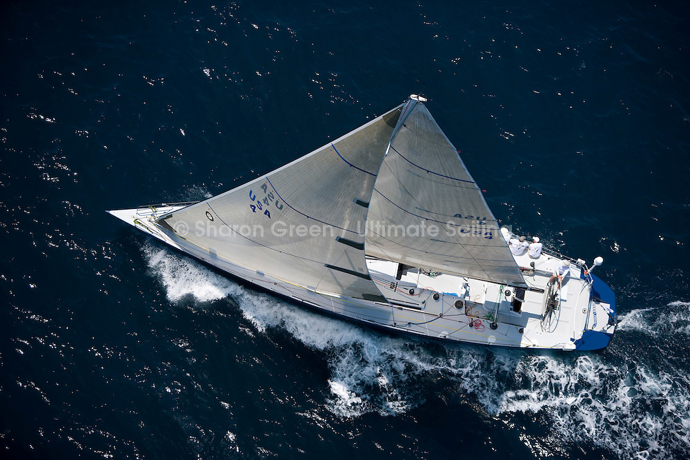Transpac 2011.Long BeachTranspac 2011,Pyewacket.