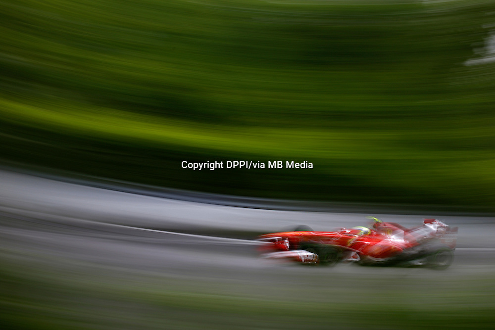 MOTORSPORT - F1 2013 - GRAND PRIX OF CANADA - MONTREAL (CAN) - 07 TO 09/06/2013 - PHOTO FRANCOIS FLAMAND / DPPI - MASSA FELIPE (BRA) - FERRARI F138 - ACTION