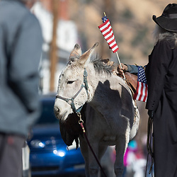 111118 - Virginia City Veteran's Day Parade for The Nevada Independent