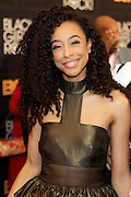 April 1, 2016- Newark, NJ: United States- Recording Artist Corinne Bailey Rae attends the 2016 Black Girls Rock Red Carpet Arrivals held at NJPAC on April 1, 2016 in Newark, New Jersey. Black Girls Rock! is an annual award show, founded by DJ Beverly Bond, that honors and promotes women of color in different fields involving music, entertainment, medicine, entrepreneurship and visionary aspects.   (Terrence Jennings/terrencejennings.com)