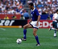 FIFA World Cup - USA 1994.Anastasios Mitropoulos - Greece.©JUHA TAMMINEN