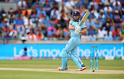 England's Jonny Bairstow in batting action during the ICC Cricket World Cup group stage match at Edgbaston, Birmingham.
