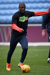 Coventry City's  Aiyegbeni Yakubu